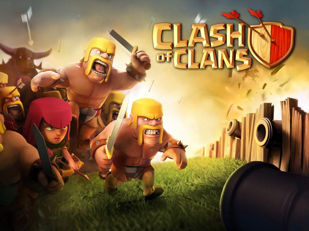 Clash of Clans: jeu de stratégie